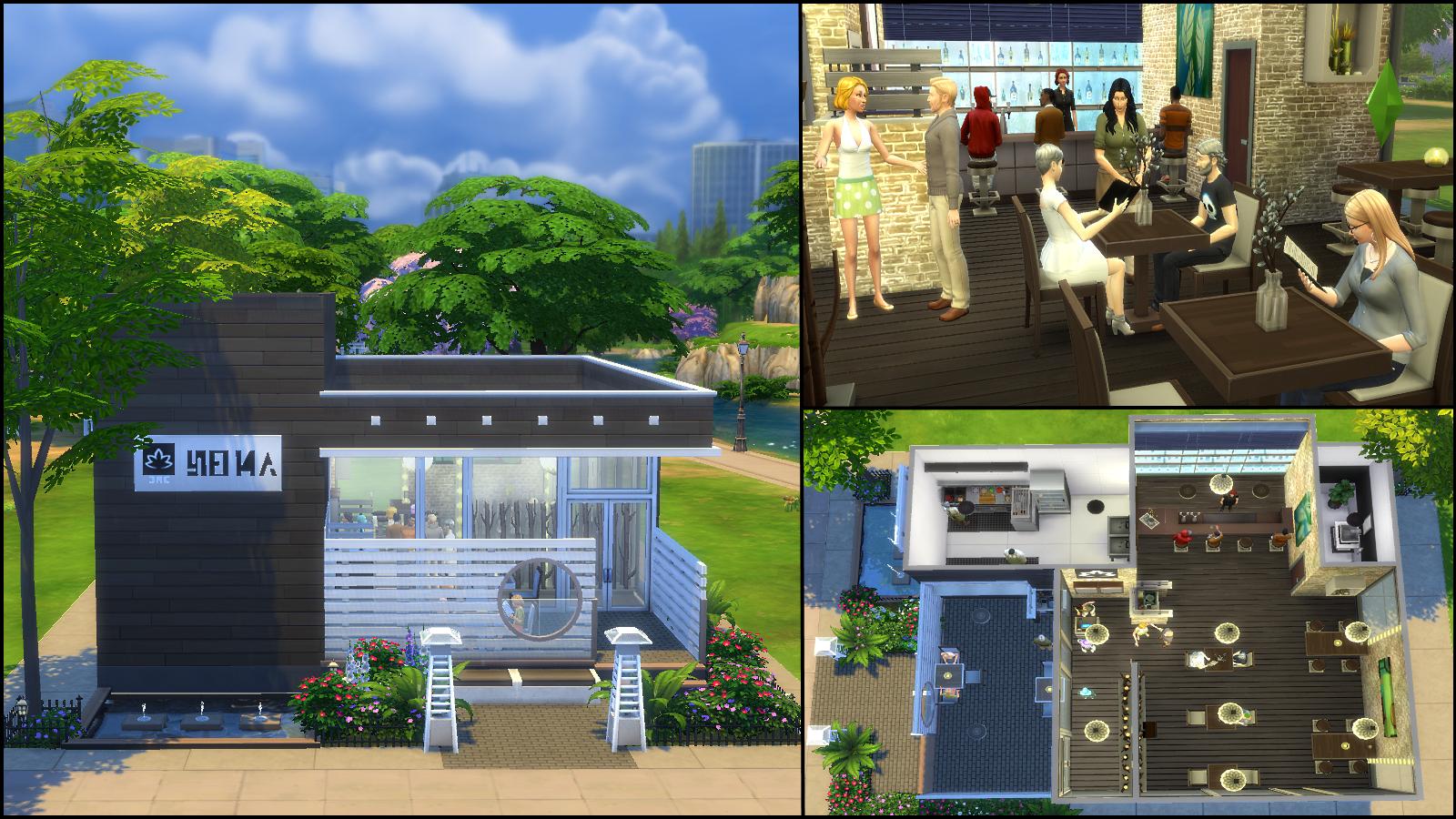 The sims gallery spotlight simsvip page