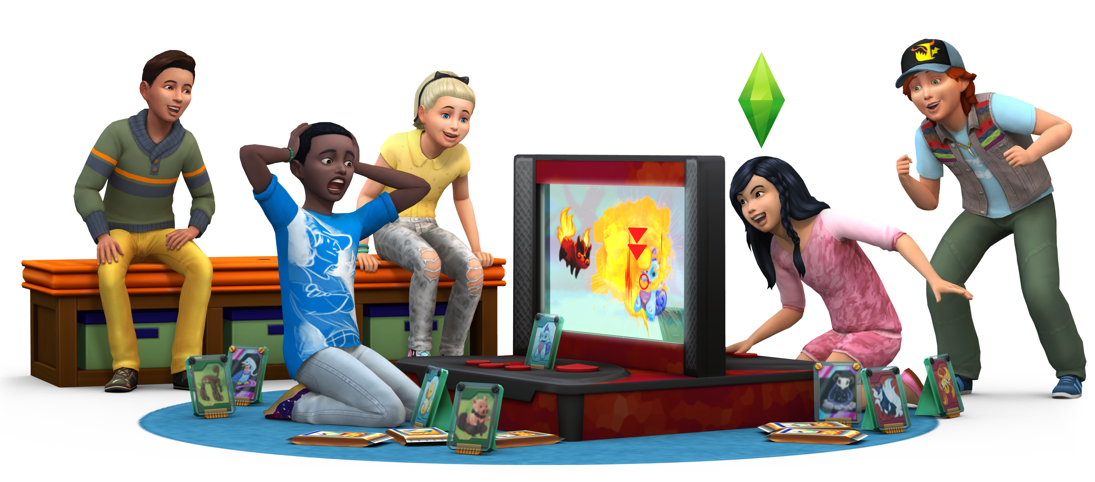 the sims 4 how to get a toddler to die