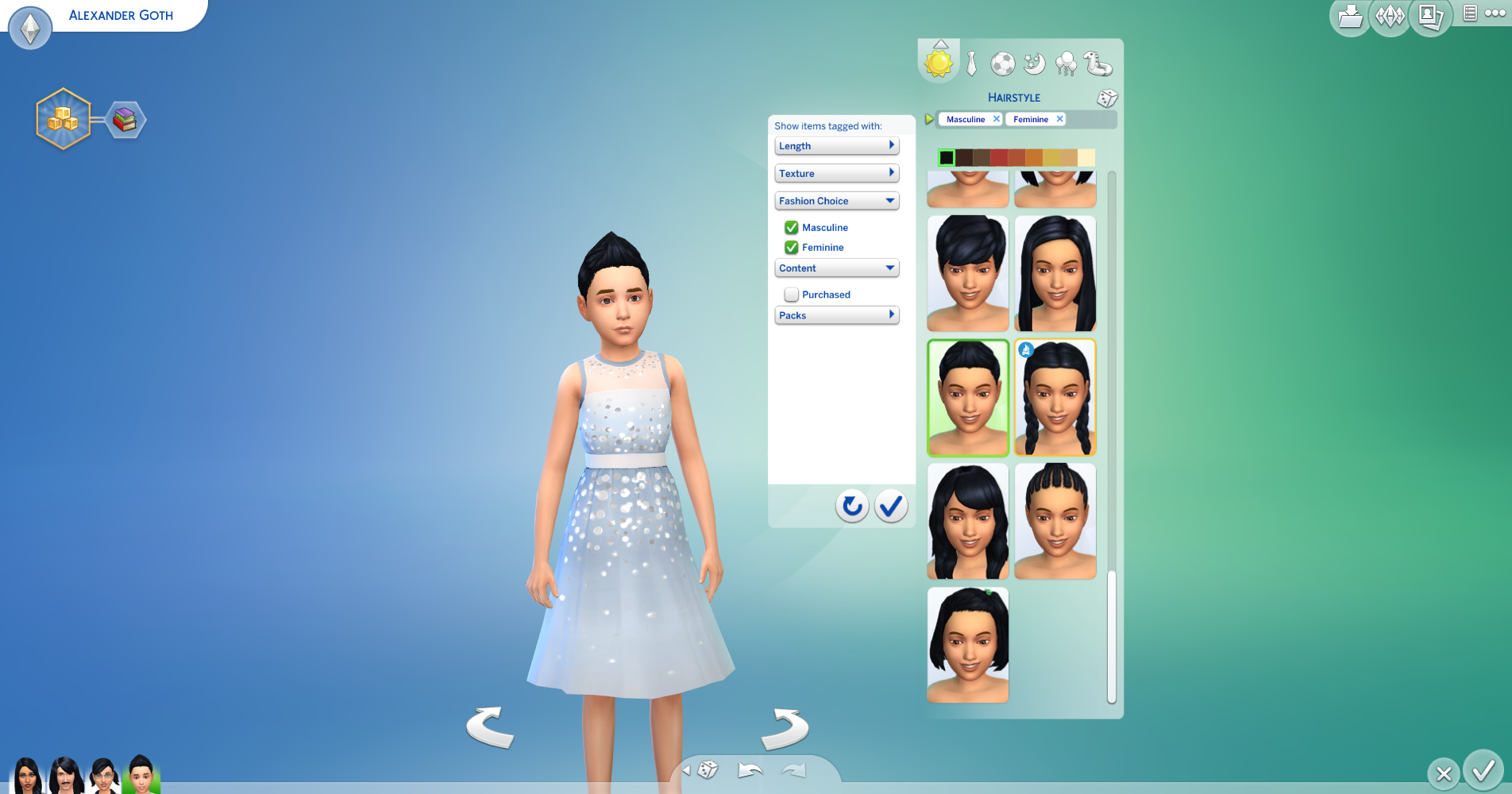 The Sims 4: Gender Customization, Same Sex Pregnancy, and