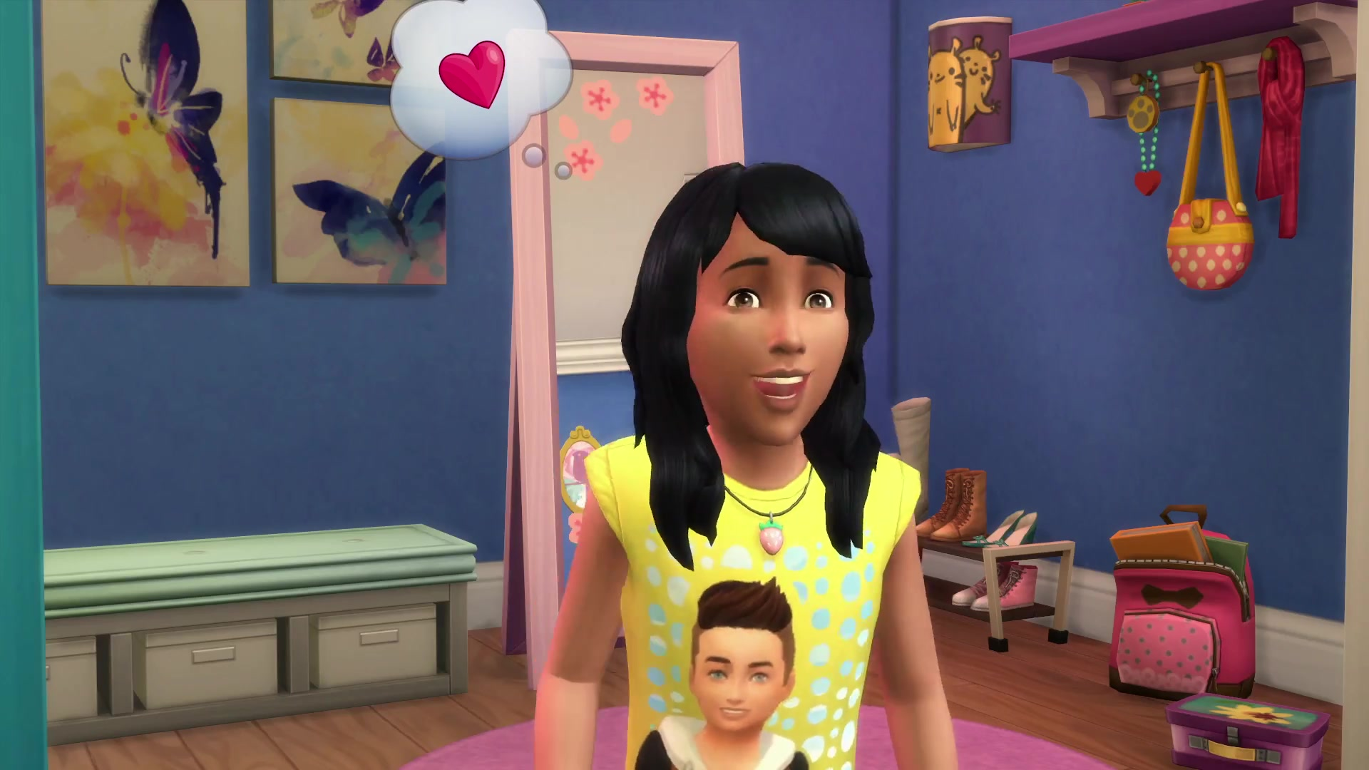The Sims 4 Kids Room Stuff: New Render | SimsVIP