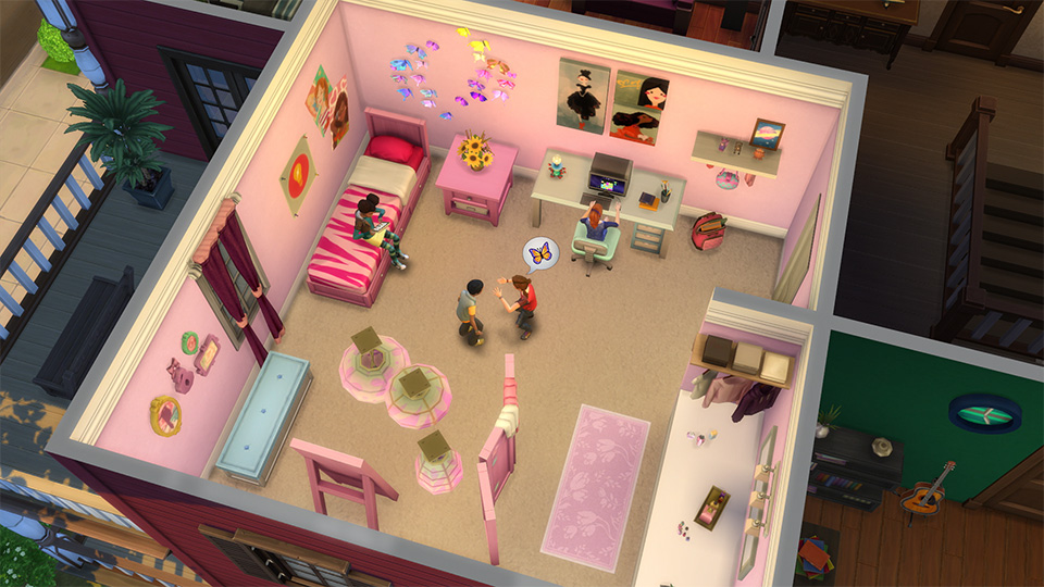 Community Blog 5 Tips To Creating Rooms In The Sims 4