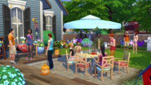 The Sims 4 Backyard Stuff- Official Trailer 1133