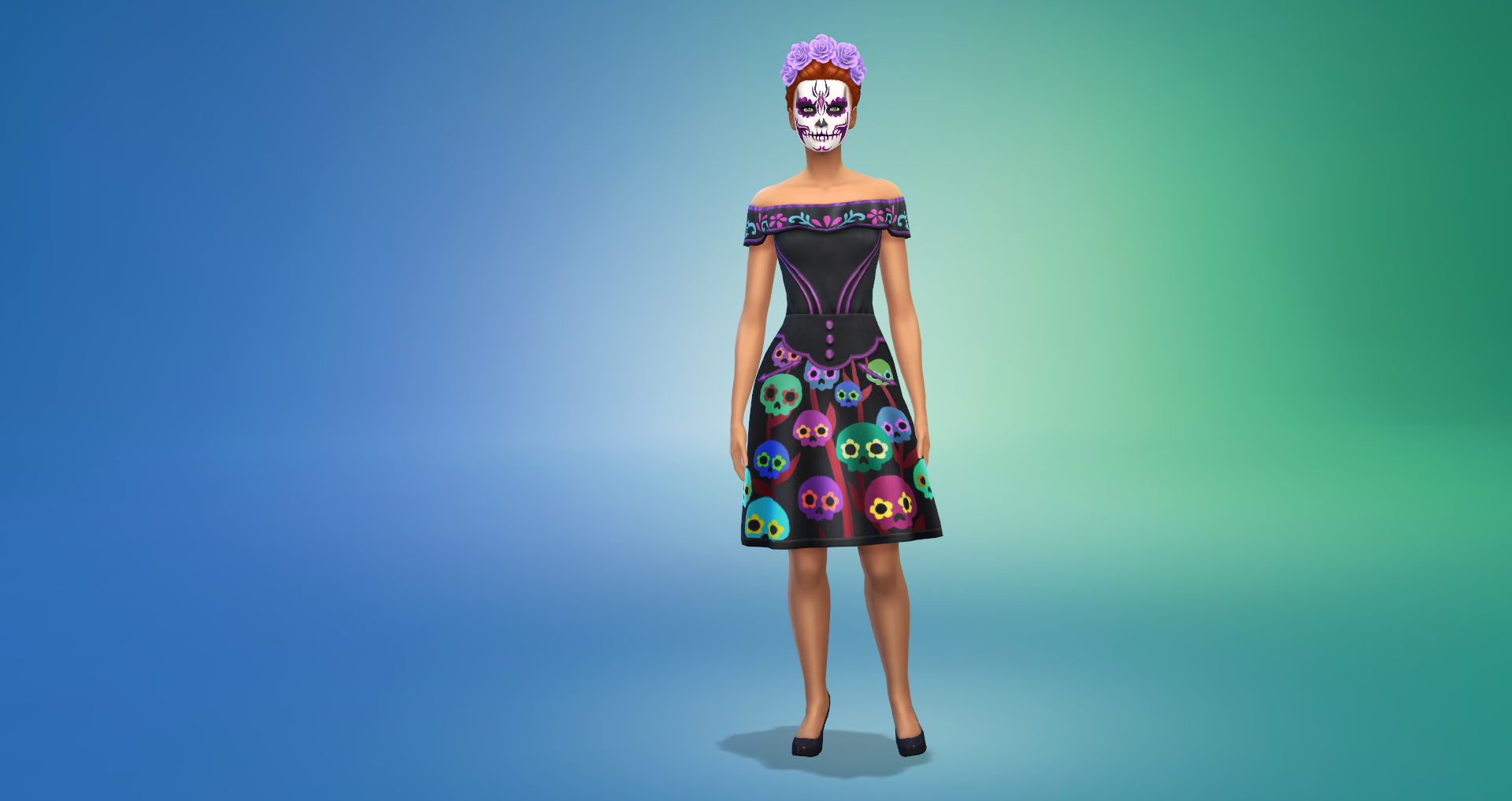 the sims 4 day of the dead game patch overview simsvip