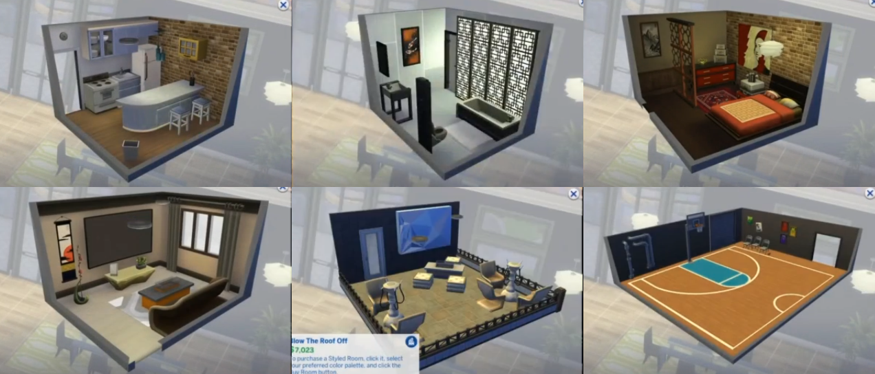City Apartments Rooms the sims 4 city living: apartments broadcast rundown | simsvip
