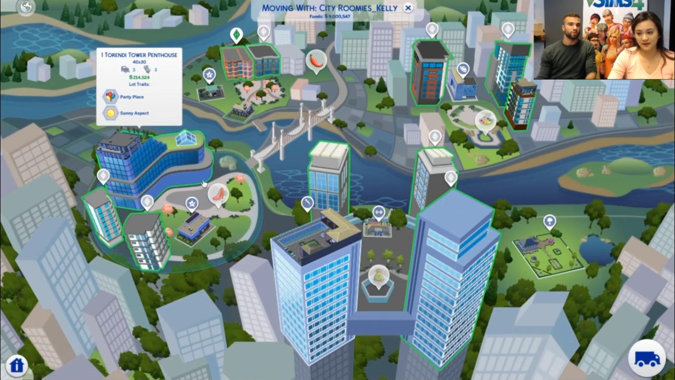 The Sims 4 City Living: Apartments Broadcast Rundown   SimsVIP