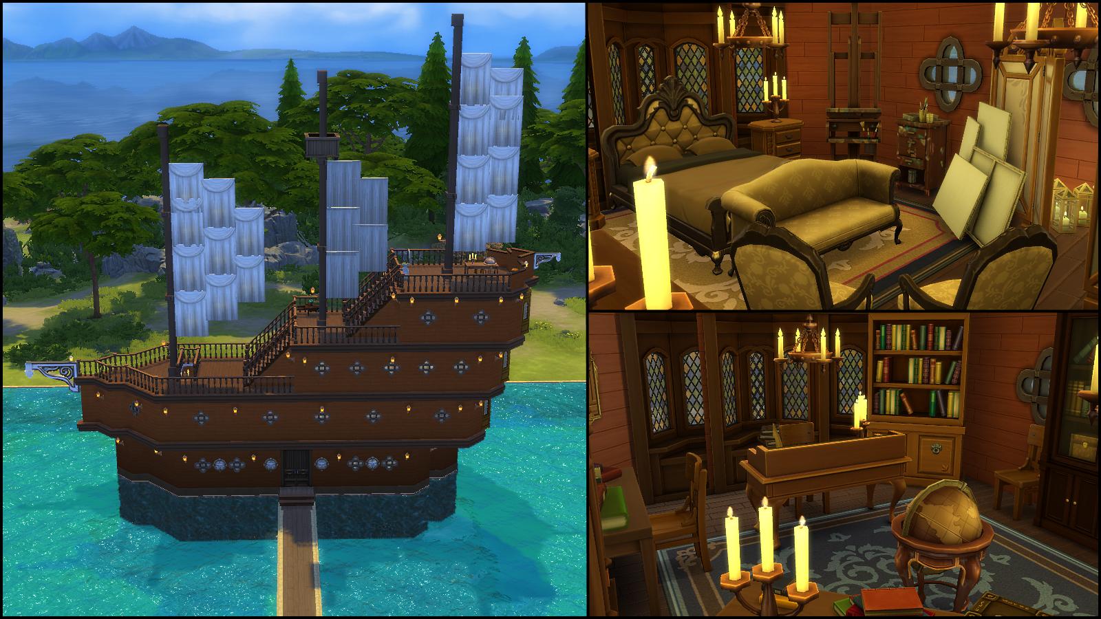 The Sims 4 Gallery Spotlight Simsvip