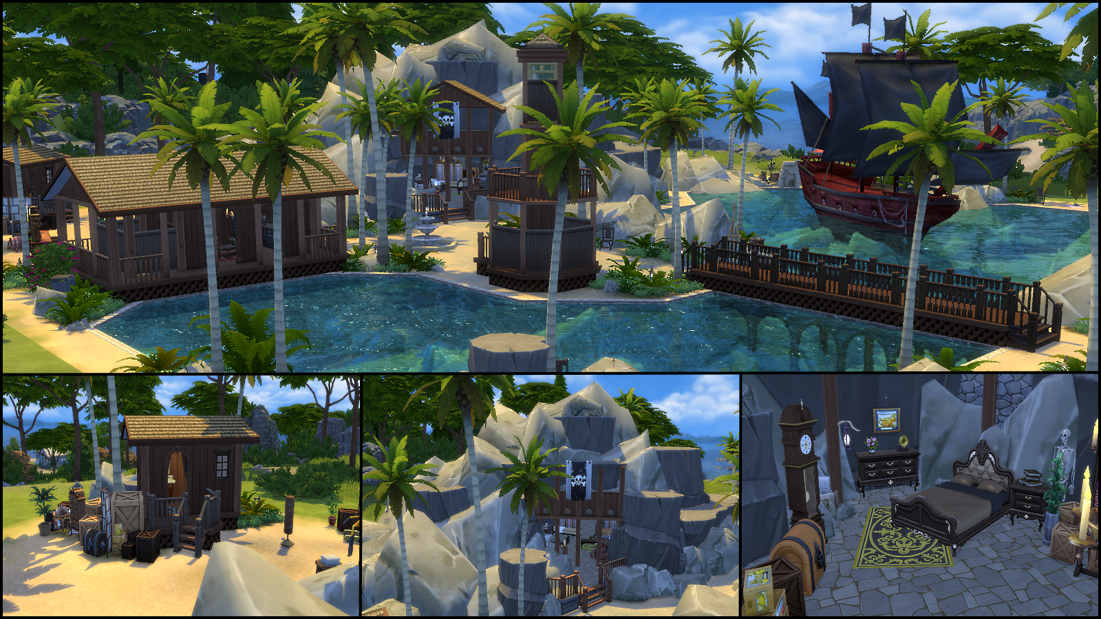 sims 3 pirates of the caribbean