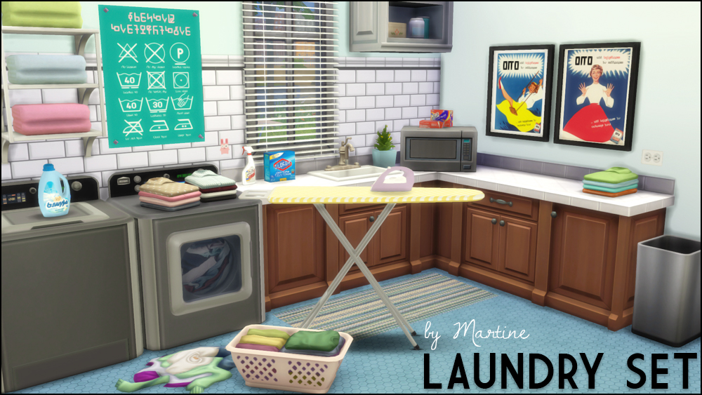 Sims  Store Kitchen Sets