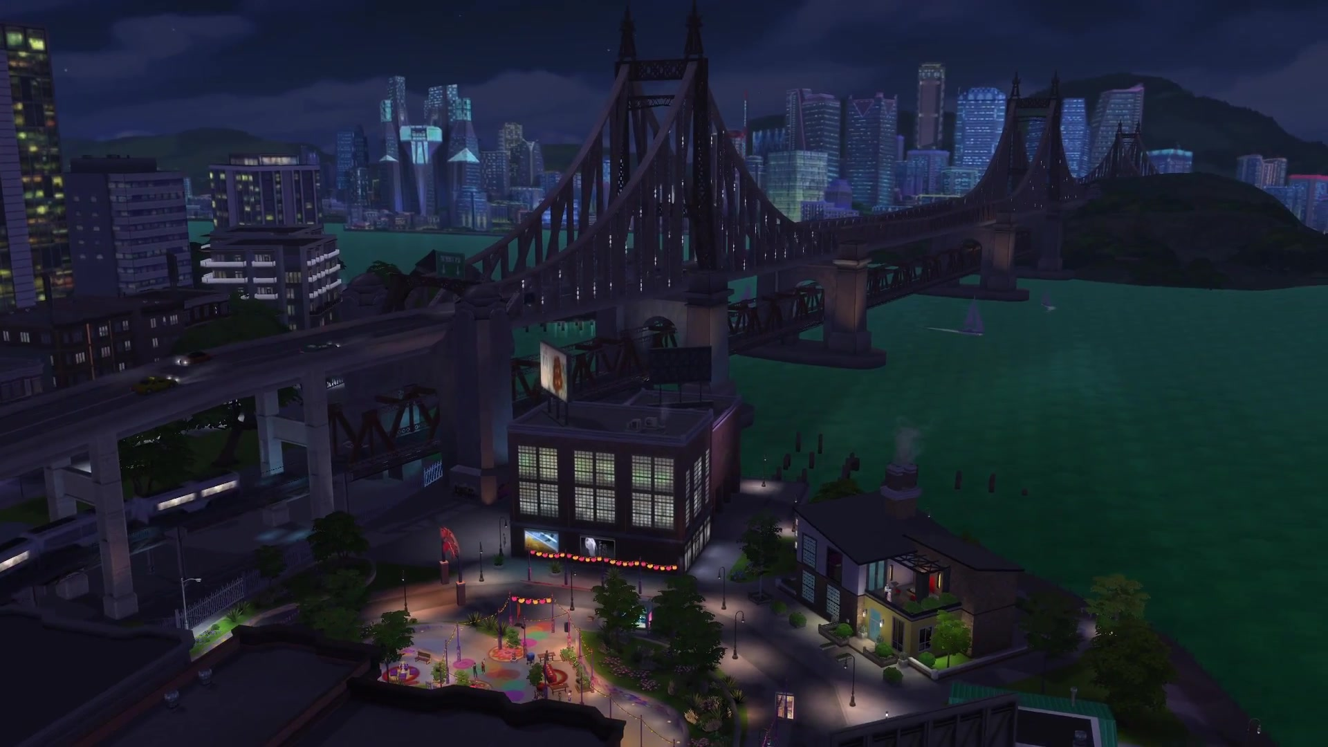 The Sims 4 City Living SimGuruGrant s Answers on Subways and
