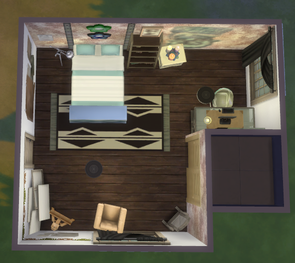 A guide to decorating a bedroom in the sims 4 sims globe for Bedroom designs sims 4