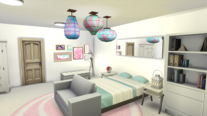 Top Tips for Designing a Stylish Bedroom in The Sims 4 | SimsVIP