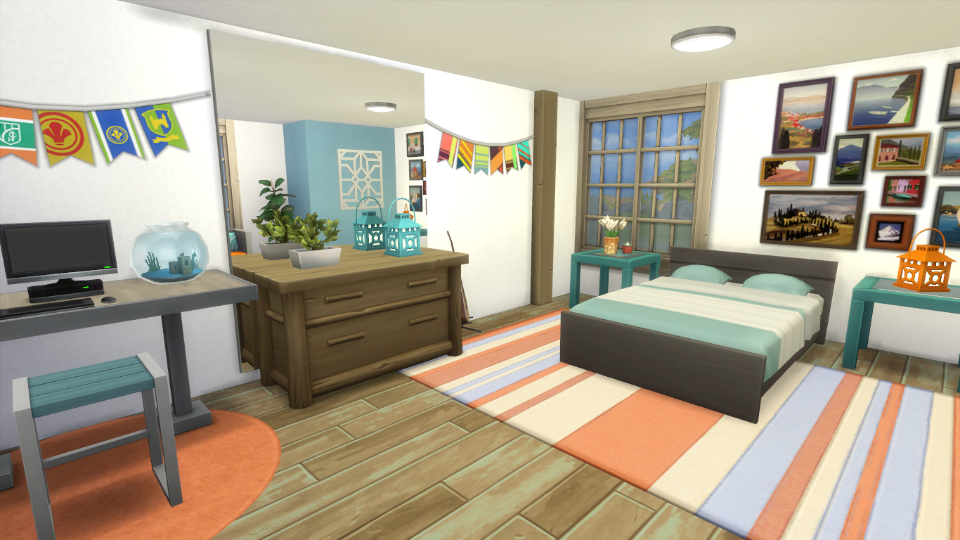 Top Tips For Designing A Stylish Bedroom In The Sims 4