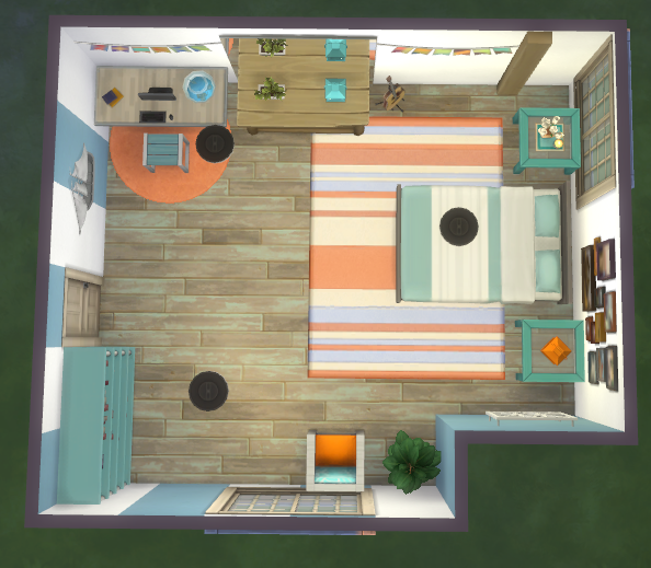 Top Tips for Designing a Stylish Bedroom in The Sims 4   SimsVIP