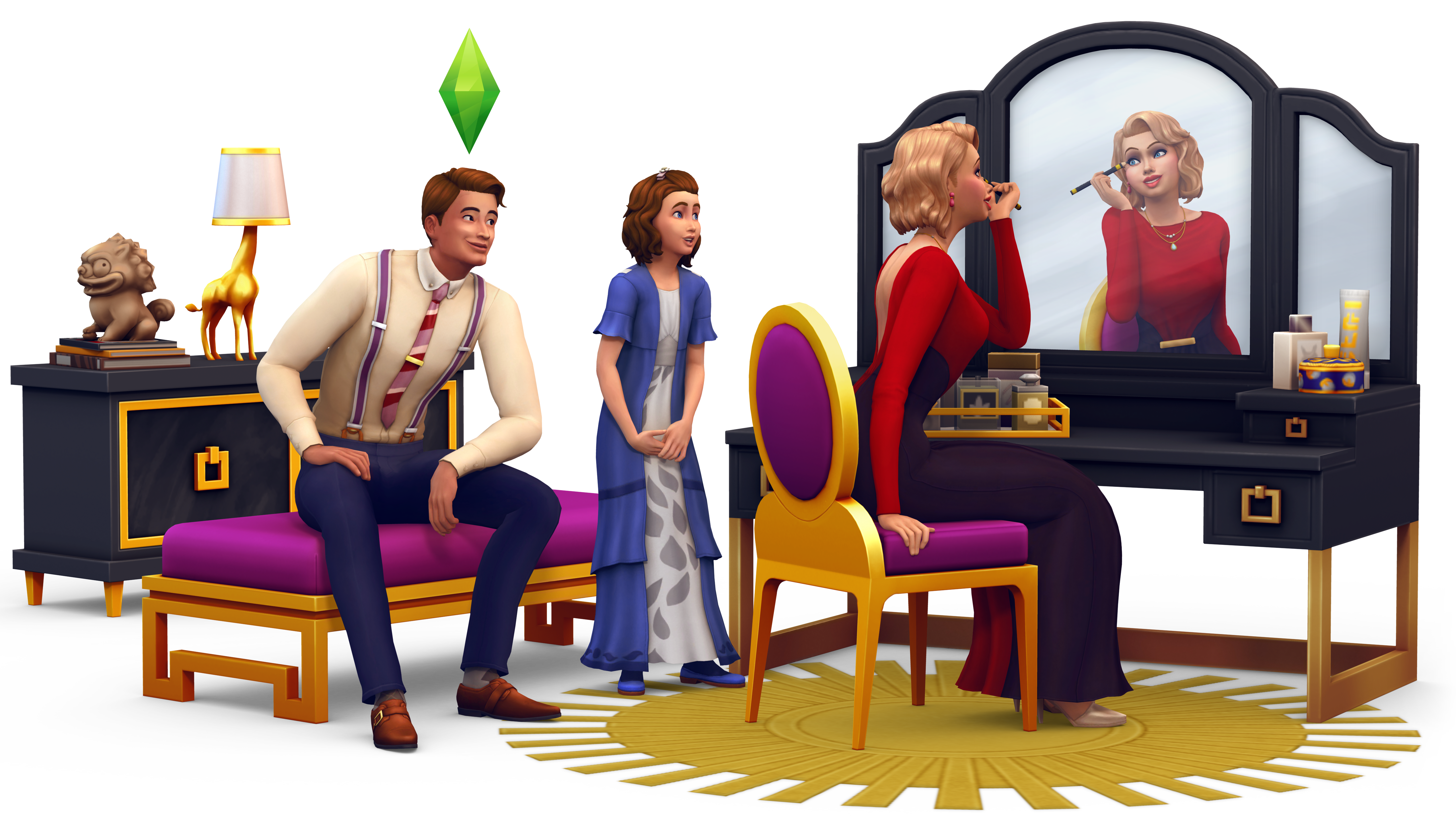 how to meet people in the sims 4
