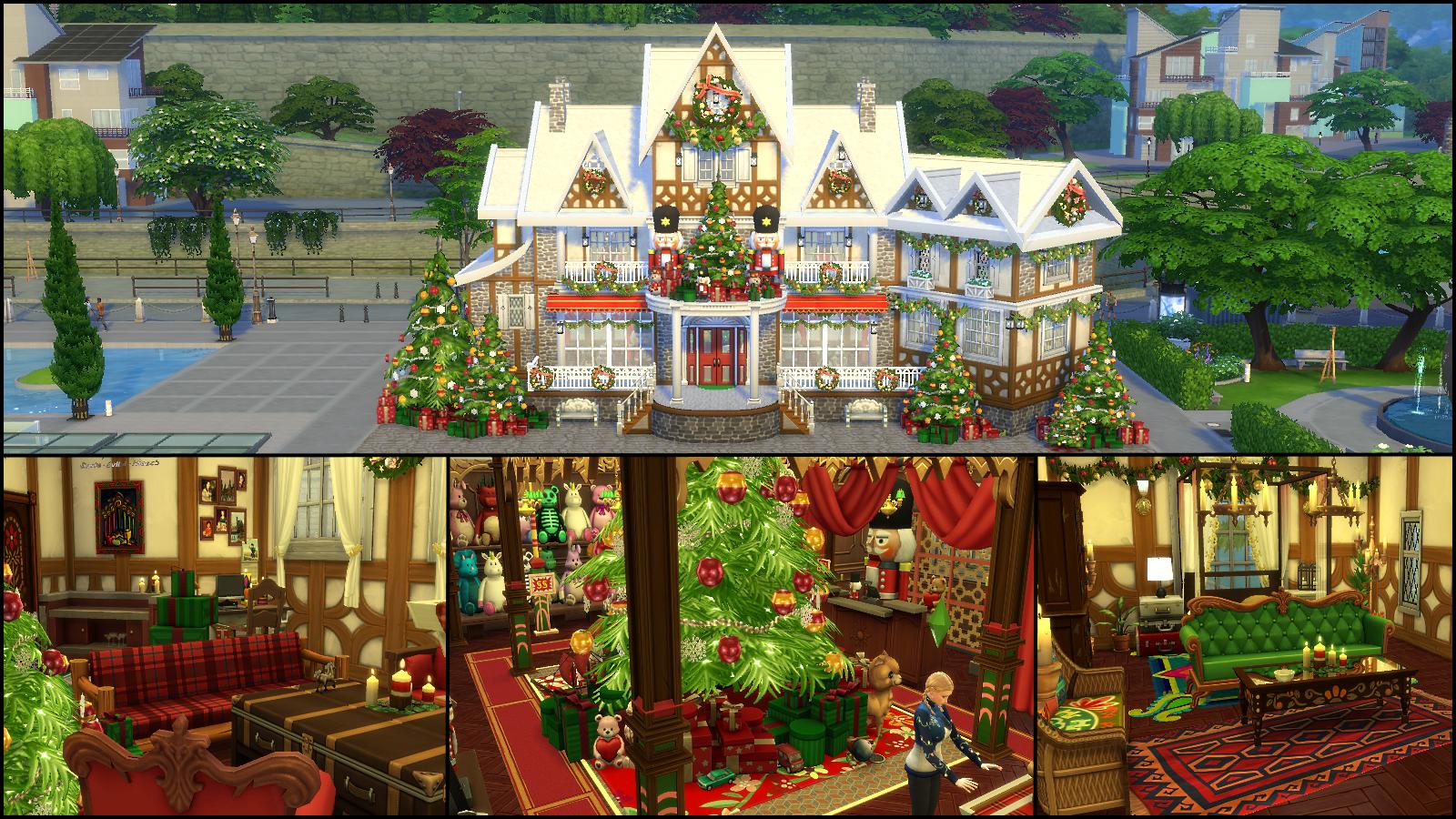 Sims 3 Christmas Tree.The Sims 4 Gallery Spotlight Simsvip