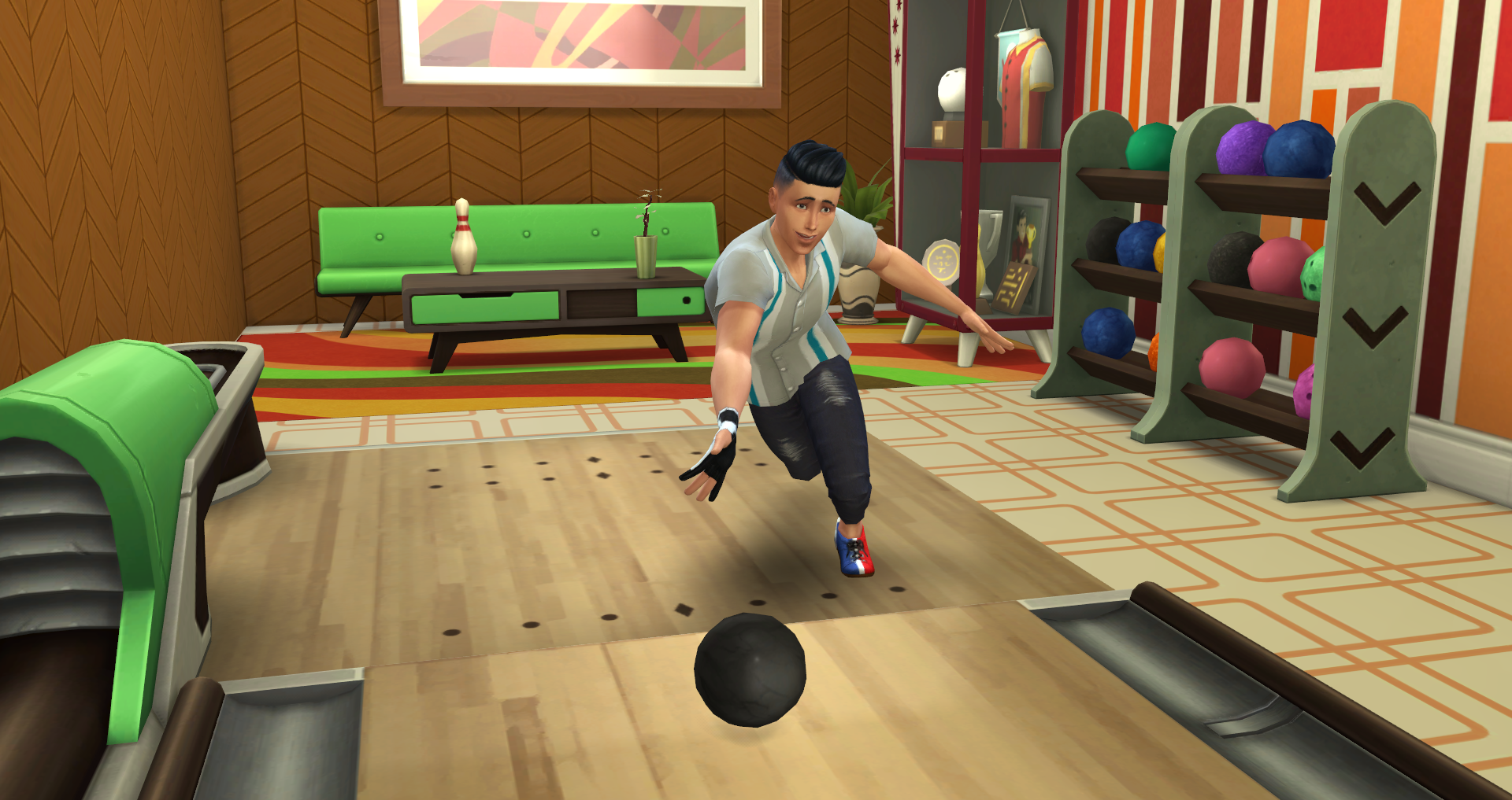 Sims 4 Bowling Night Game Guide