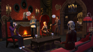 The Sims 4 Vampires Guide | SimsVIP
