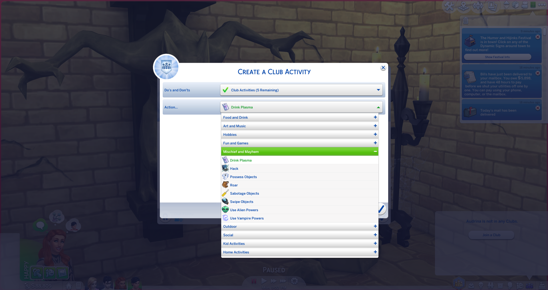 Csalások - The Sims Hungary