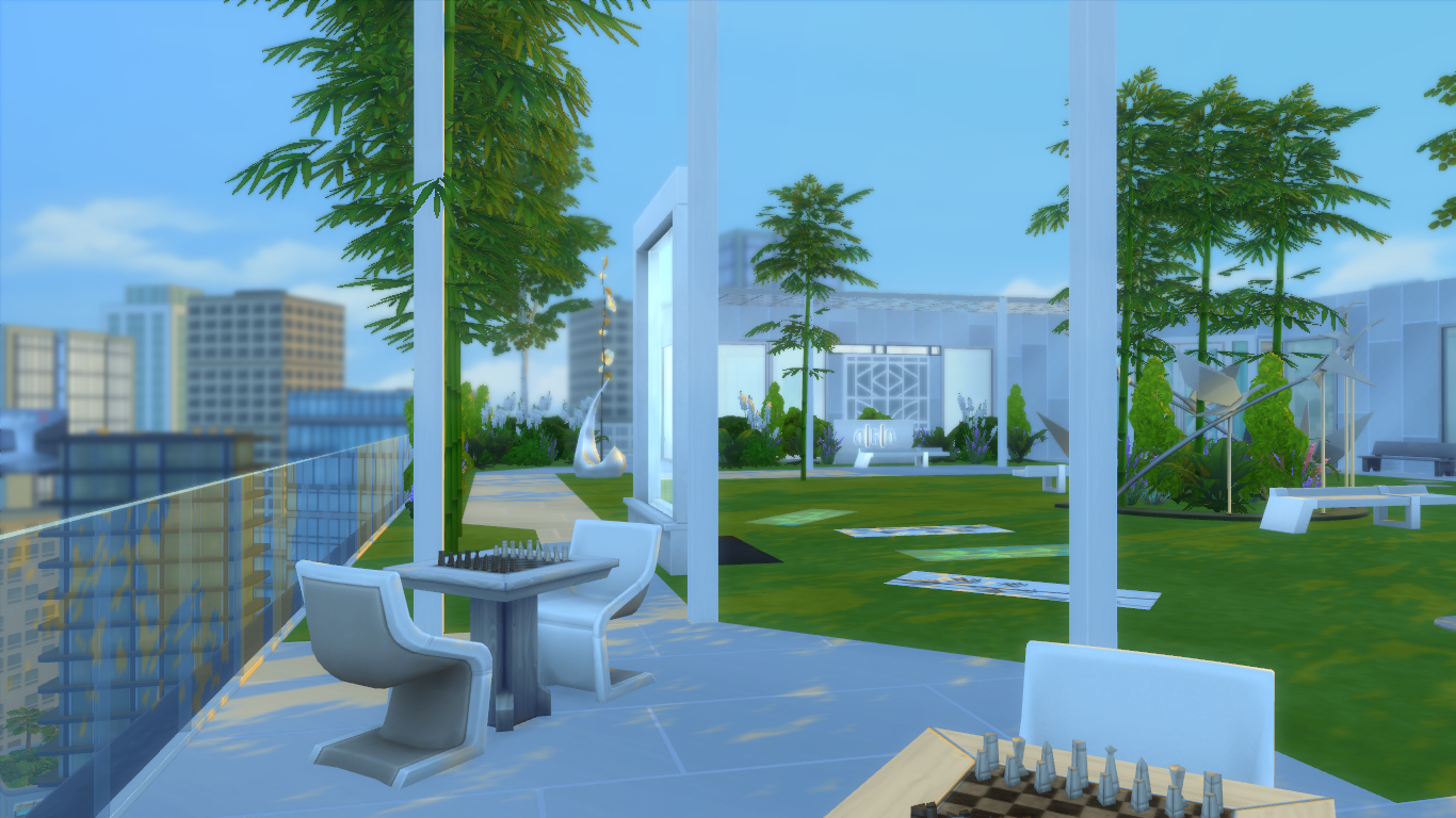 Things To Build In Sims City Living