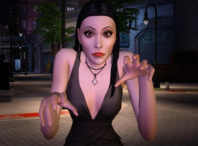 The Sims 4: New Vampire Animations and Sound Effects   SimsVIP