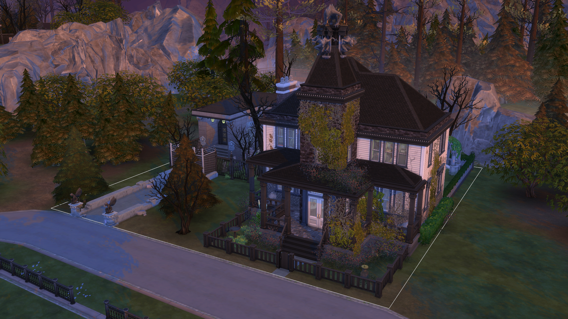 The Sims 4 Vampires Game Pack Review Simsvip