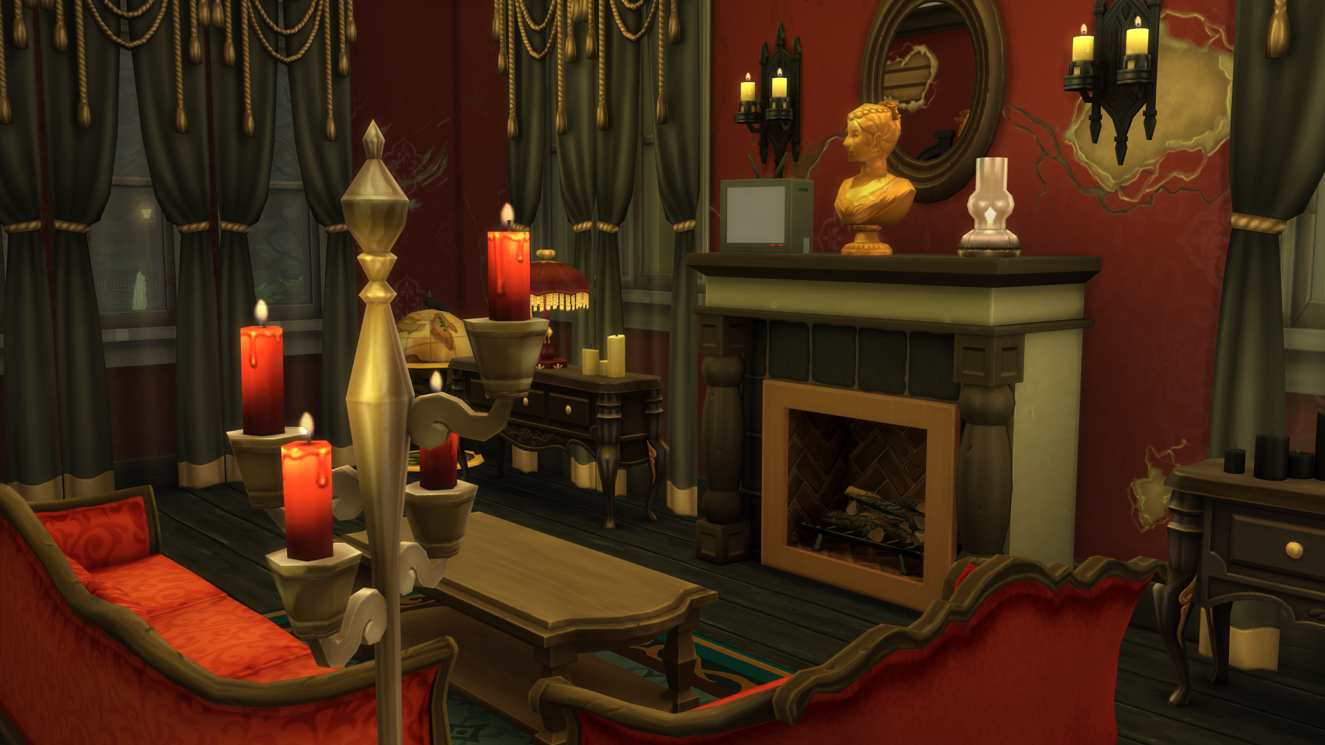 how to become a vampire sims 4