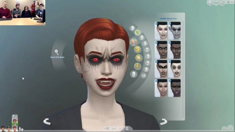 Sims  Can Vampire Have Drinks