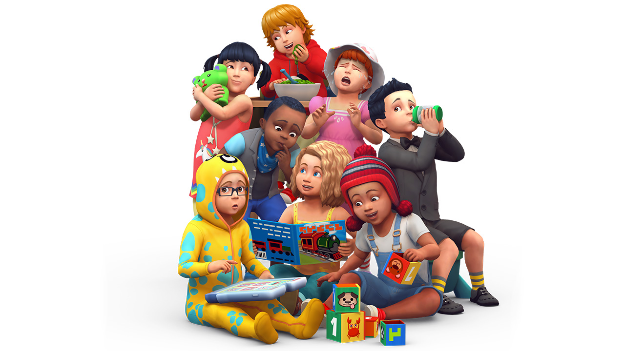 BREAKING: The Sims 4 Adds Toddlers   SimsVIP