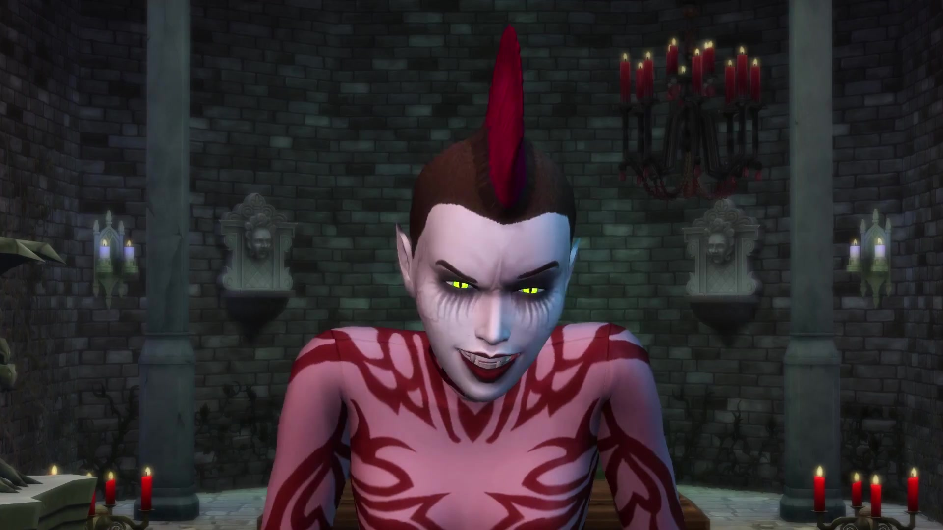 The Sims 4 Vampires Game Pack: New Official Information | SimsVIP