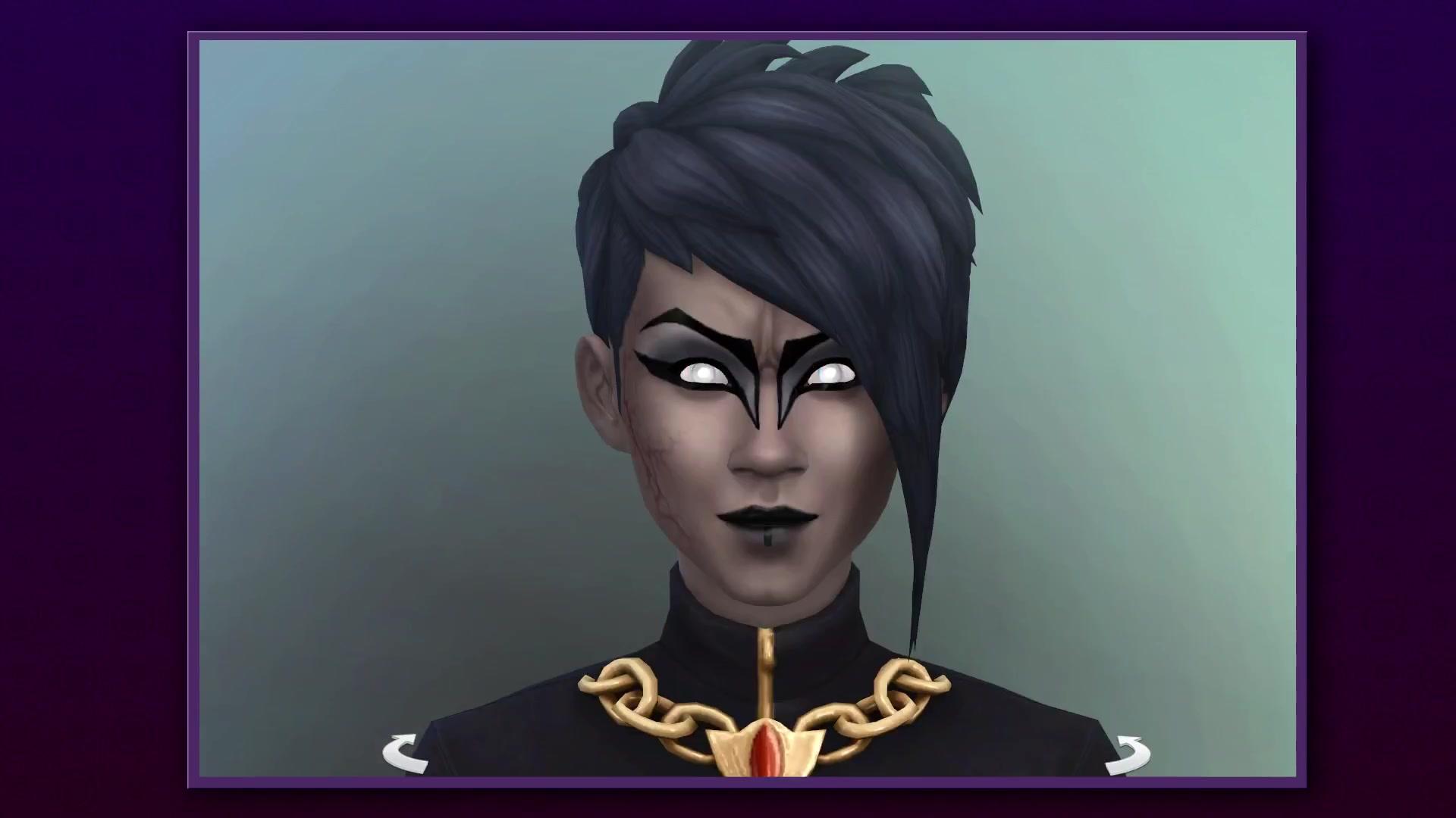 Výsledek obrázku pro the sims 4 vampires