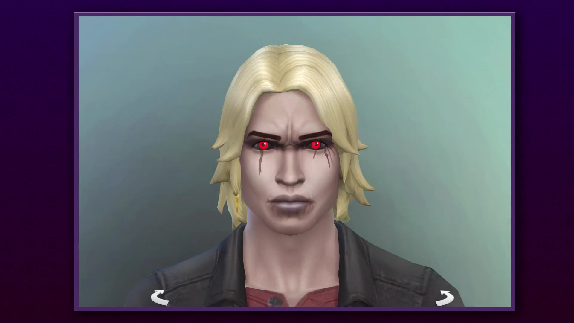 sims 4 how to turn sim into vampire