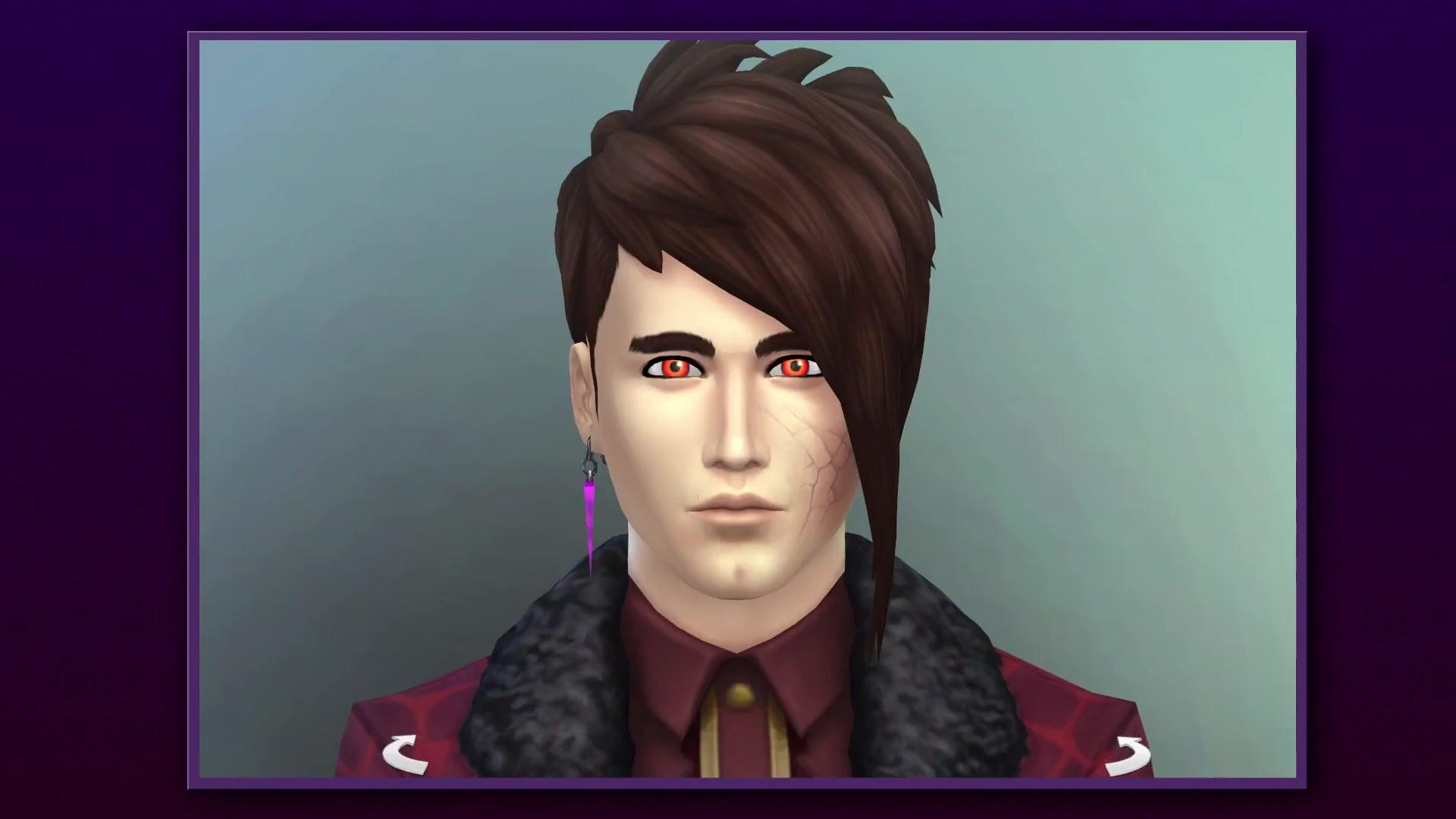 the sims 4 vampire