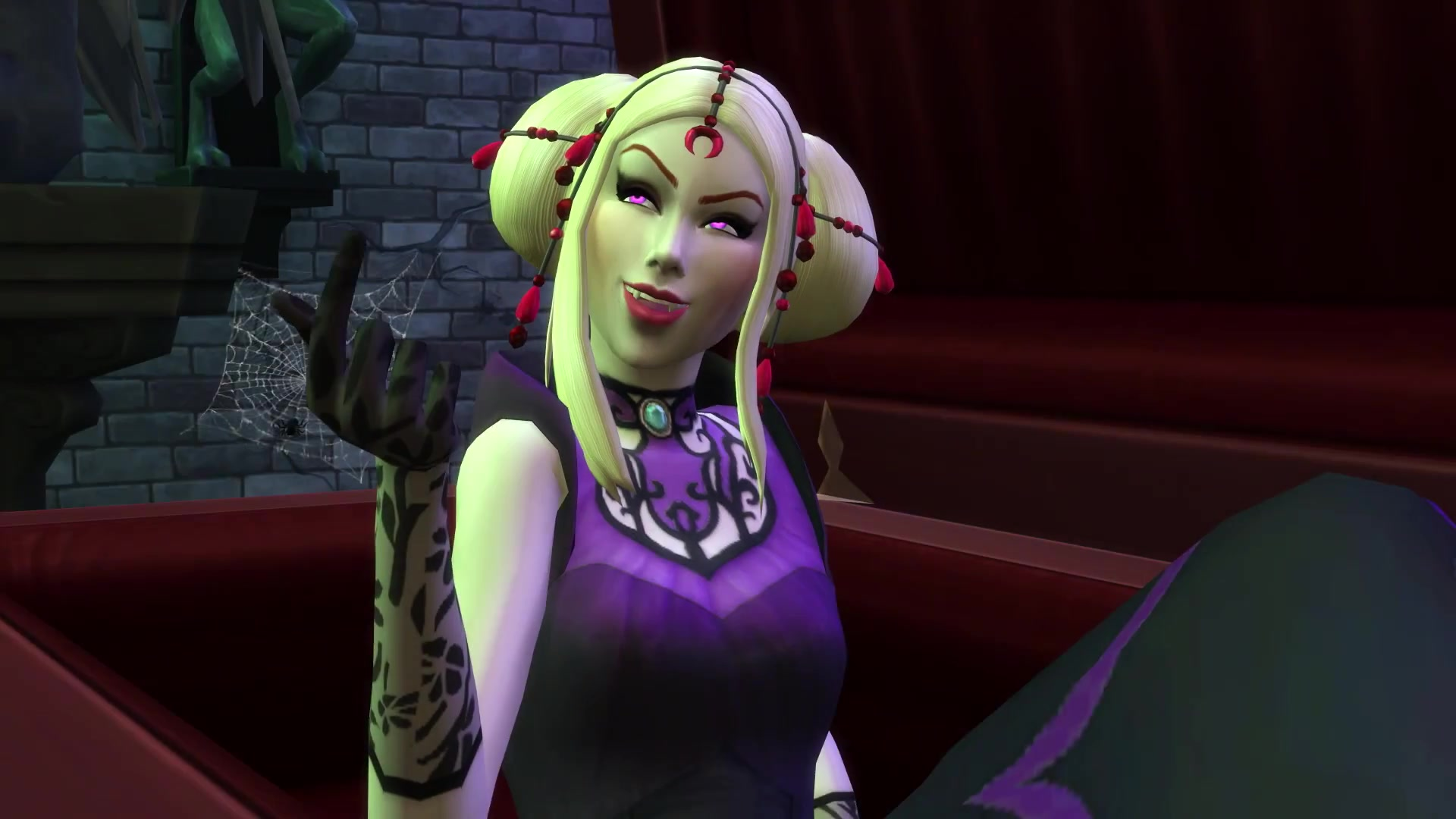 Sims 4 maxi dress next