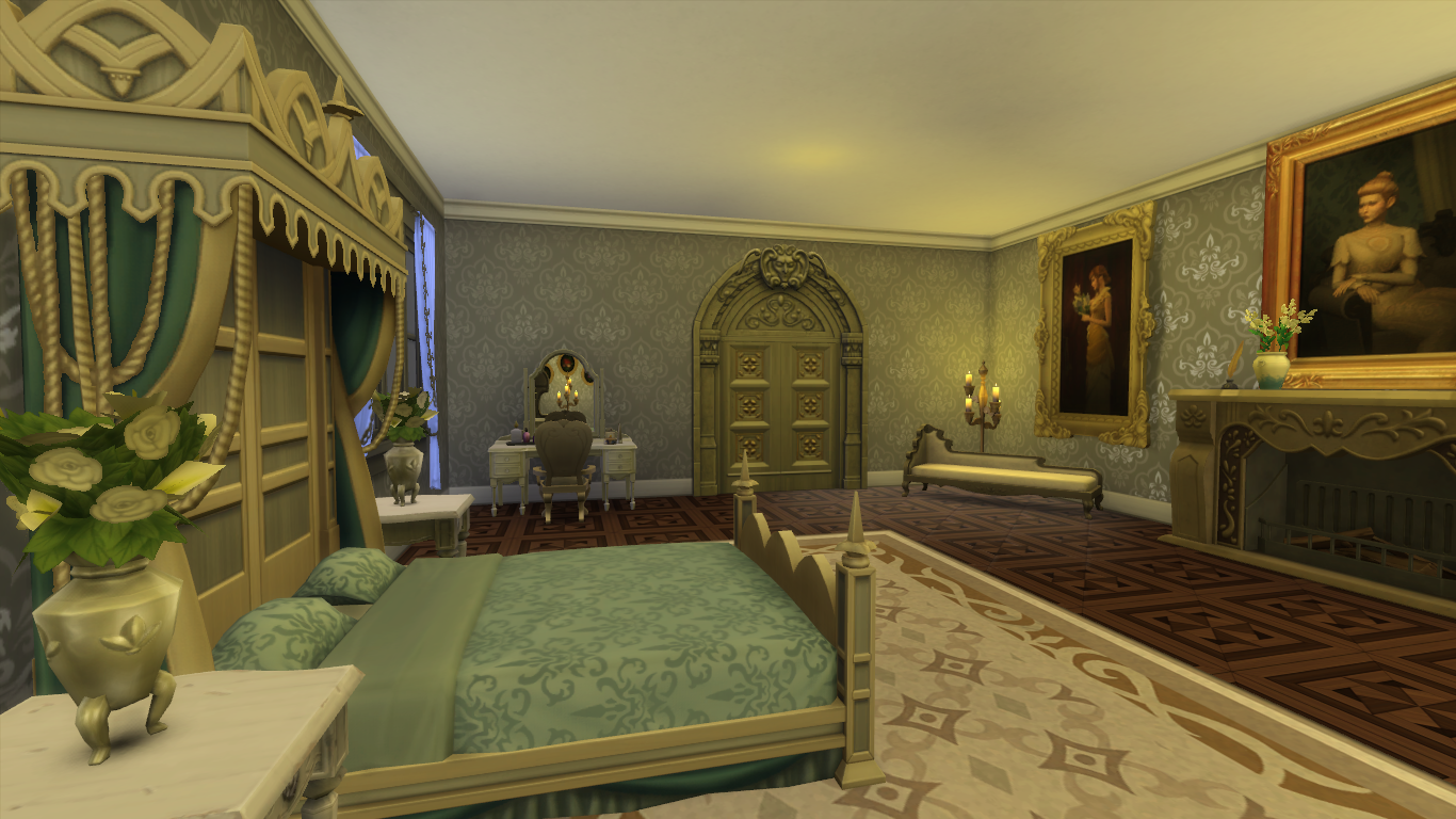 Good Alongside The Victorian Themed Items In This Pack, Vampires Also Provides  You With The Ability To Create Something A Little More Avant Garde. Photo Gallery