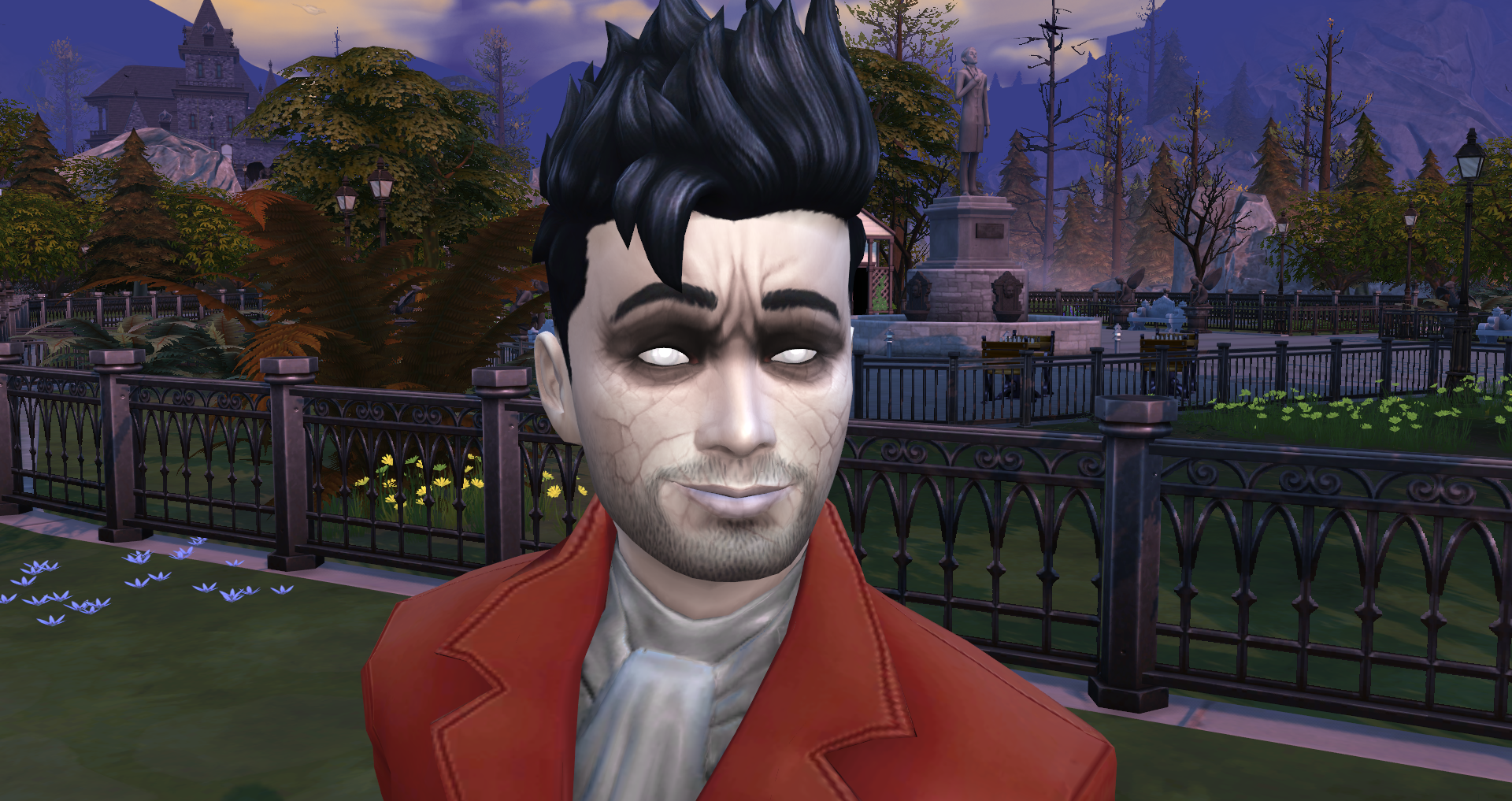 This Sims 4 Mod Lets Vampires Walk Around in the Sun Without Dying