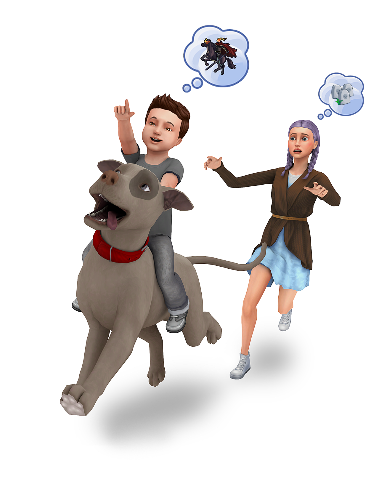 Sims  Cats And Dogs Pre Release