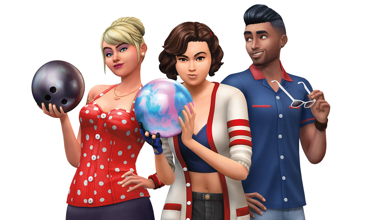 Is your Sim ready to take on a fun new hobby  Well  bowling might be just  the thing  In The Sims  4 Bowling Night Stuff your Sims can enjoy a casual  night. Hit the Lanes with The Sims 4 Bowling Night Stuff Pack    SimsVIP