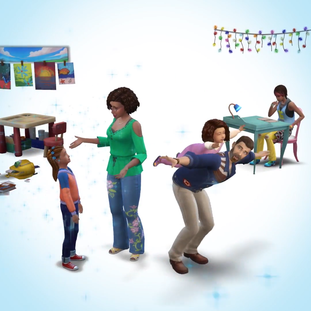 What do you want to see in the new Family GP? - Page 2 — The Sims Forums