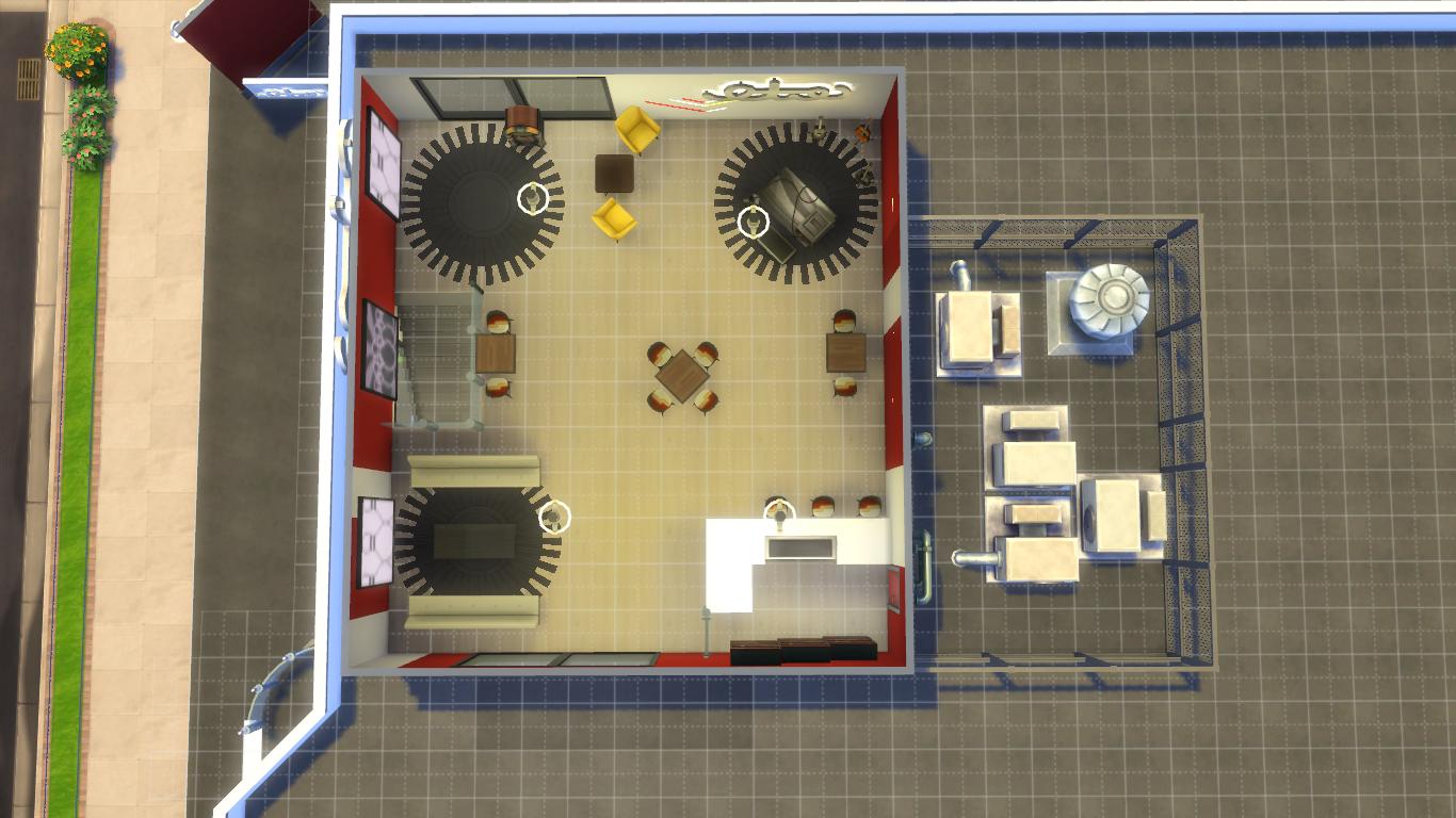 The Sims 4 Bowling Night Stuff