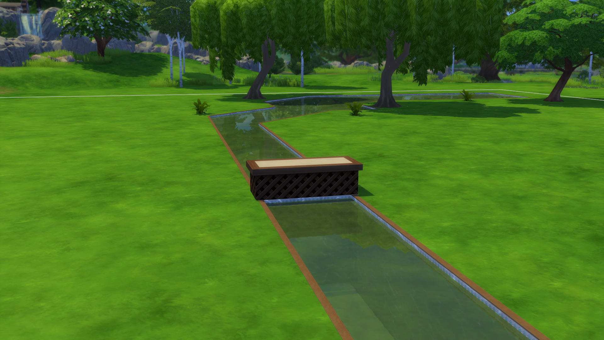 How To Create A Bridge In The Sims 4 Simsvip