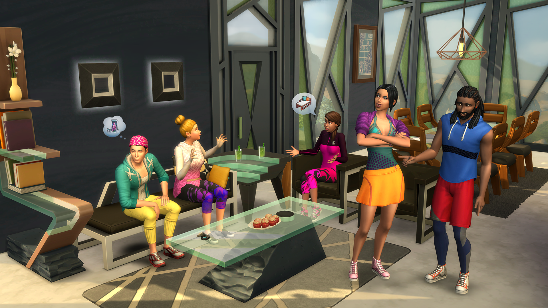 Buy The Sims 4 Fitness Stuff