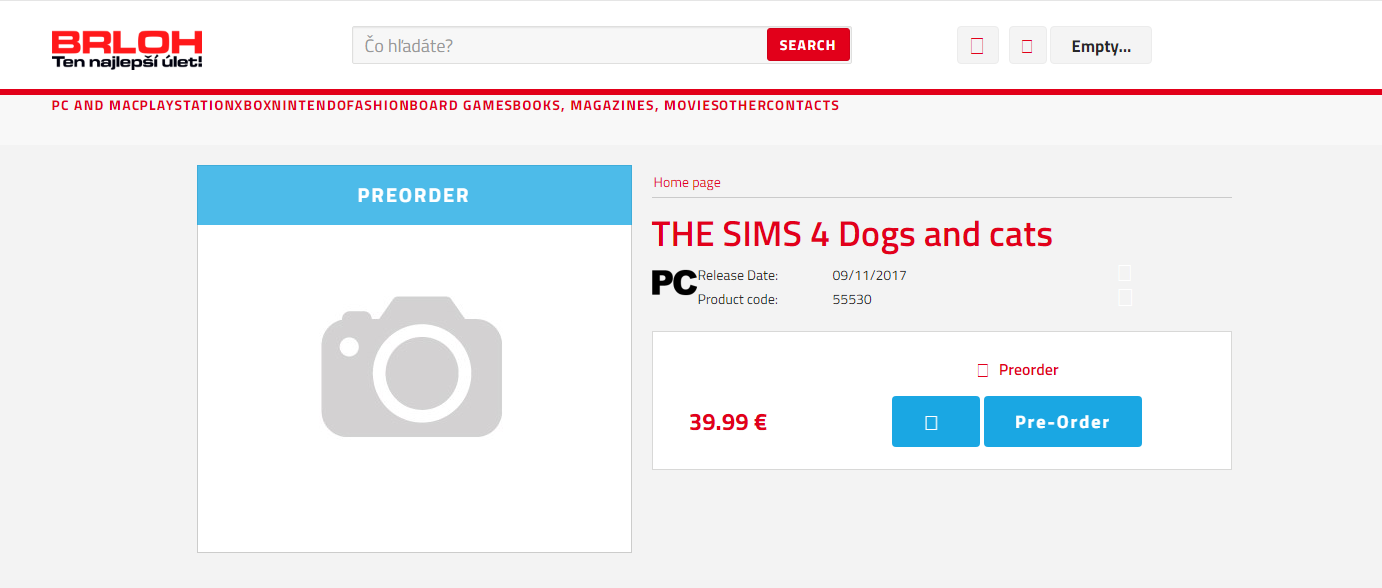 Sims  Cats And Dogs America Relese