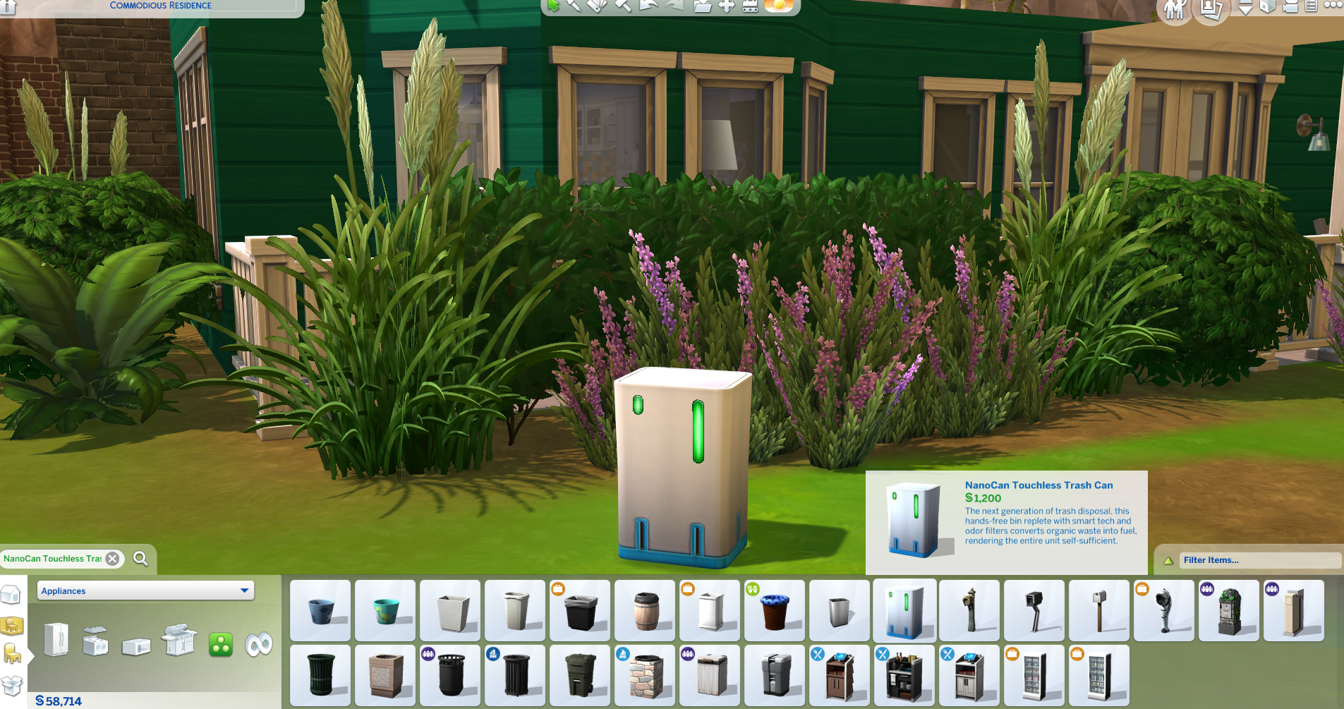 Didn't Get the Eco-Living Gameplay Feature You Wanted? We've