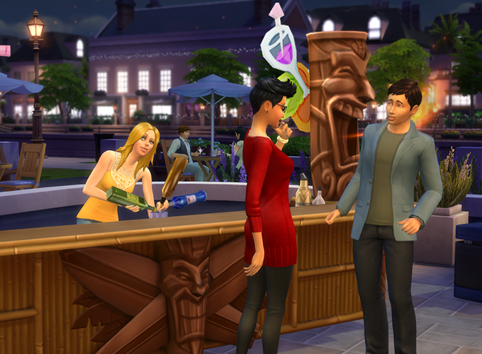 The Sims 4 on PS4 Xbox One Will NOT Support Mods or CC