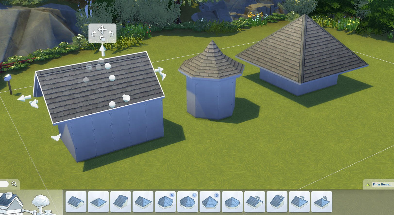 The Sims 4 Simguruhouts Shows Off New Roof Types Simsvip