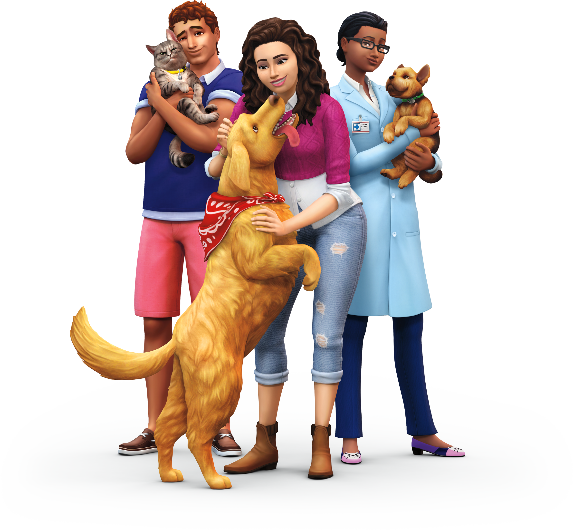 Cats And Dogs Sims  Game