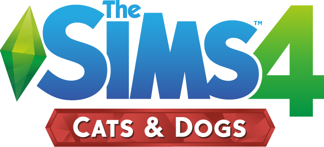 Sims  Cats And Dogs Logo