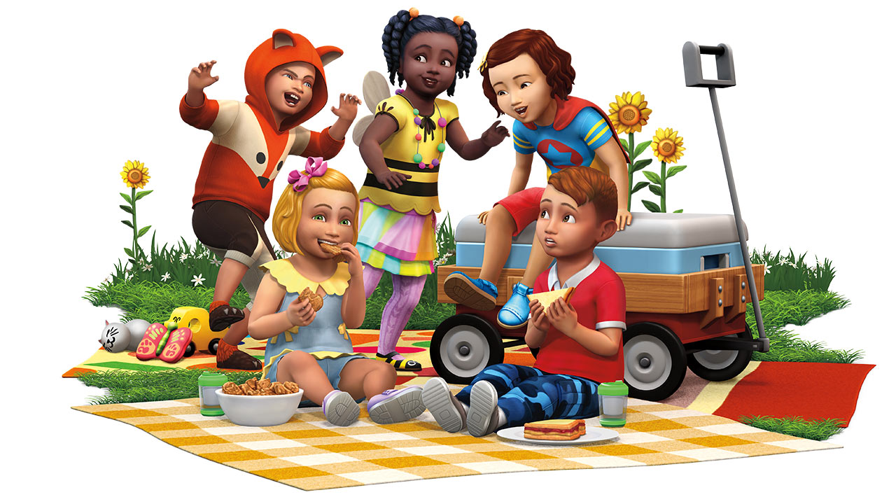 Community Blog Get More Adorable With The Sims 4 Toddler