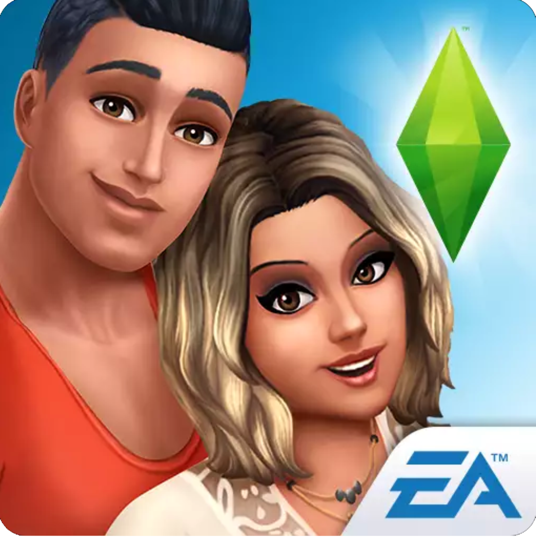 Download mod apk the sims mobile