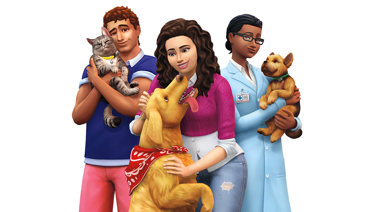 The Release For Sims  Cats And Dogs Uk Time